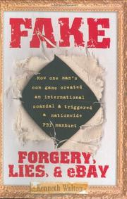 Book Cover for FAKE
