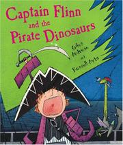 Cover art for CAPTAIN FLINN AND THE PIRATE DINOSAURS