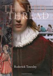 Book Cover for THE RED THREAD