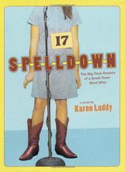 SPELLDOWN by Karon Luddy
