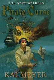 Book Cover for PIRATE CURSE