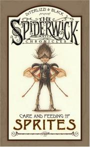 Book Cover for SPIDERWICK CHRONICLES