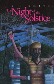THE NIGHT OF THE SOLSTICE by L.J. Smith