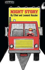 NIGHT STORY by Ethel & Leonard Kessler