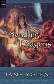 SENDING OF DRAGONS by Jane Yolen