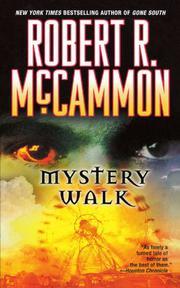 MYSTERY WALK by Robert R. McCammon