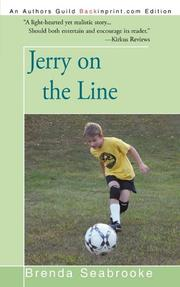 JERRY ON THE LINE by Brenda Seabrooke