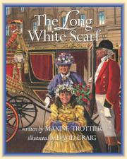 THE LONG WHITE SCARF by Maxine Trottier