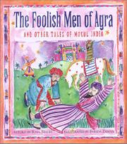 Cover art for THE FOOLISH MEN OF AGRA