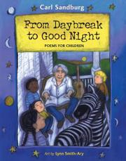 Cover art for FROM DAYBREAK TO GOOD NIGHT