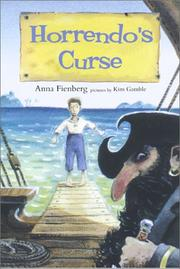 Cover art for HORRENDO'S CURSE