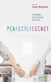 Book Cover for PERFECTLY SECRET