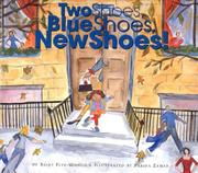 TWO SHOES, BLUE SHOES, NEW SHOES! by Sally Fitz-gibbon