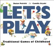 LET'S PLAY by Camilla Gryski