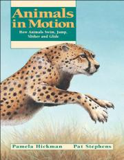 Book Cover for ANIMALS IN MOTION