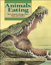 Book Cover for ANIMALS EATING