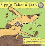 PIPPIN TAKES A BATH by K.V. Johansen