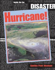 Cover art for HURRICANE!