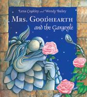 Cover art for MRS. GOODHEARTH AND THE GARGOYLE