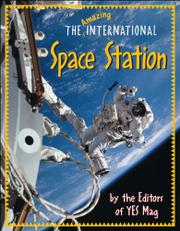 Cover art for THE AMAZING INTERNATIONAL SPACE STATION