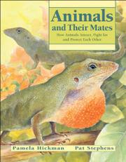 ANIMALS AND THEIR MATES by Pamela Hickman