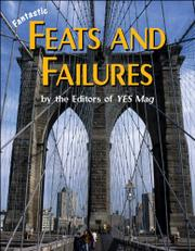 Cover art for FANTASTIC FEATS AND FAILURES