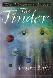 THE FINDER by Margaret Buffie