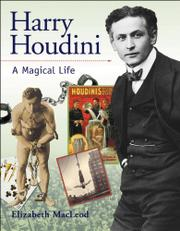 Cover art for HARRY HOUDINI