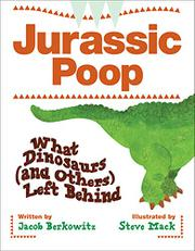 JURASSIC POOP by Jacob Berkowitz