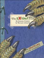 Book Cover for THE EXTINCT FILES