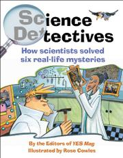 Cover art for SCIENCE DETECTIVES