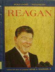 RONALD REAGAN by Renee Schwartzberg