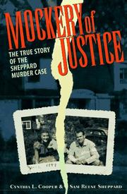 MOCKERY OF JUSTICE by Cynthia L. Cooper
