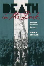 DEATH IN THE DARK by John D. Bessler
