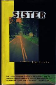 SISTER by Jim Lewis
