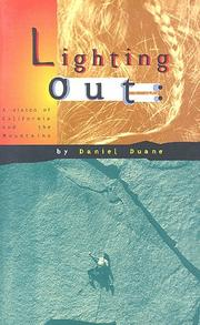 LIGHTING OUT by Daniel King Duane