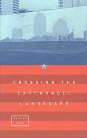 CROSSING THE EXPENDABLE LANDSCAPE by Bettina Drew