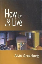 Book Cover for HOW THE DEAD LIVE