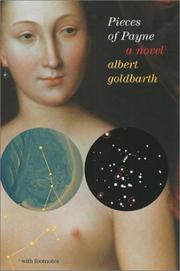 PIECES OF PAYNE by Albert Goldbarth