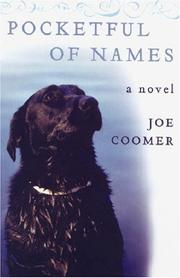 POCKETFUL OF NAMES by Joe Coomer