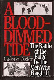 A BLOOD-DIMMED TIDE by Gerald Astor