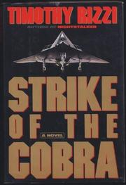 STRIKE OF THE COBRA by Timothy Rizzi