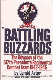 'BATTLING BUZZARDS' by Gerald Astor