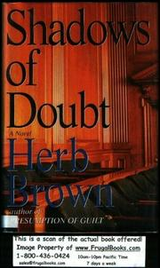 SHADOWS OF DOUBT by Herb Brown