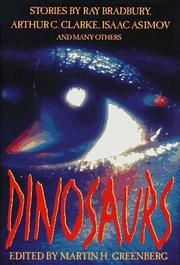 DINOSAURS by Martin H. Greenberg