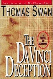 THE DA VINCI DECEPTION by Thomas Swan