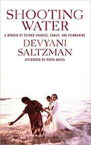 SHOOTING WATER by Devyani Saltzman