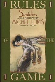 RULES OF THE GAME by Michel Leiris