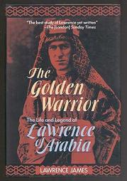 Cover art for THE GOLDEN WARRIOR