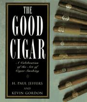 Cover art for THE GOOD CIGAR